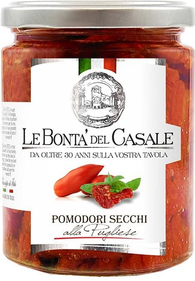 В'ялені помідори alla Pugliese Le Bonta 'del Casale фото