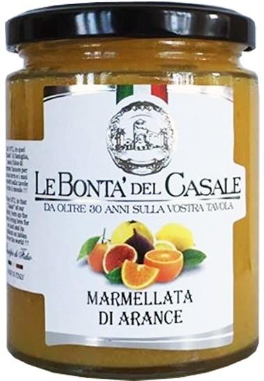 Джем из апельсинов Le Bonta' del Casale фото