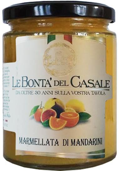 Джем из мандаринов Le Bonta' del Casale фото