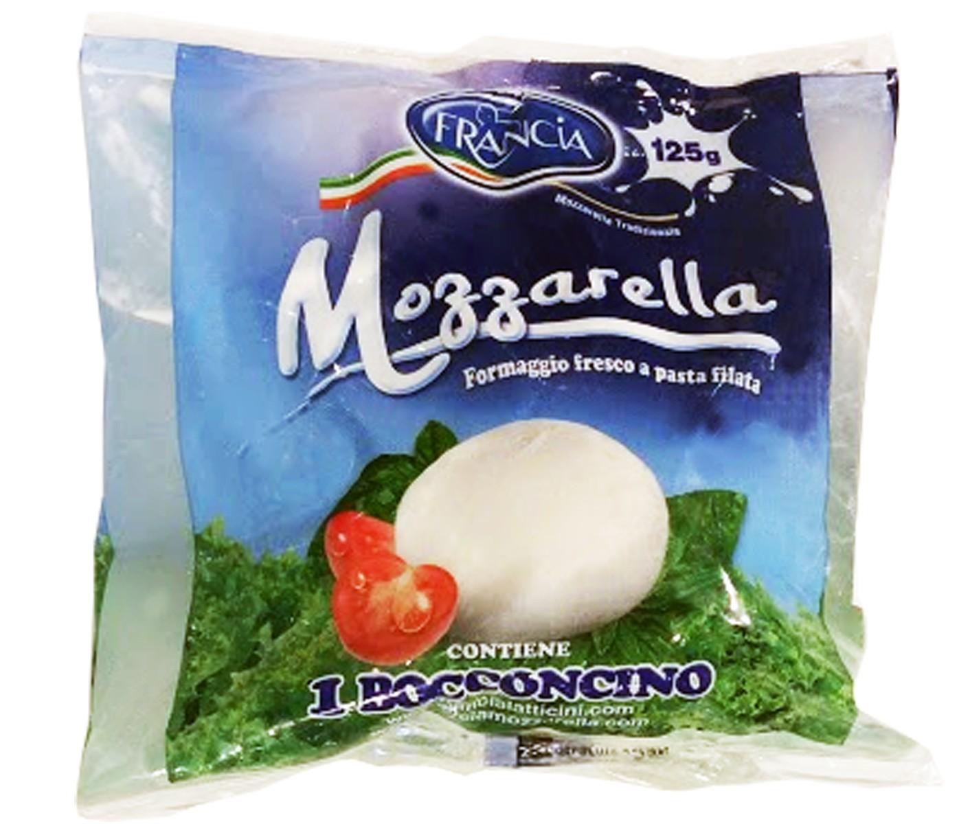 Сыр Mozzarella i Bocconcino Francia фото