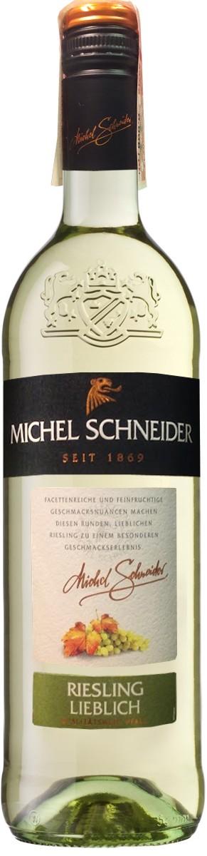 Michel Schneider Riesling Lieblich фото