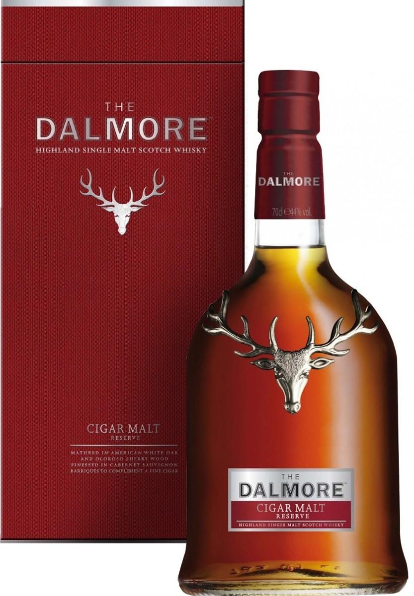 Dalmore Cigar Malt (в коробке) фото