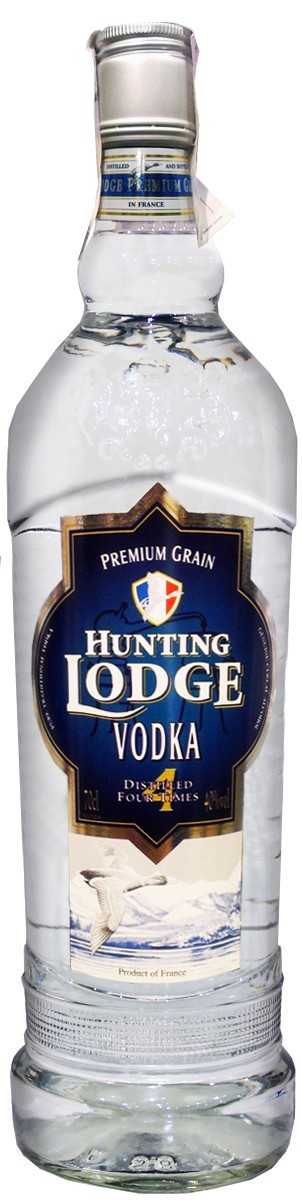 Hunting Lodge Premium Grain (4 дистиляції) фото