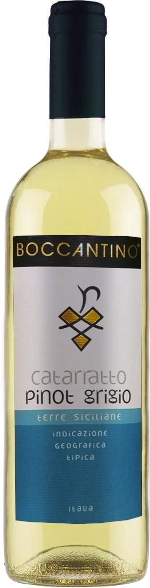 Schenk Boccantino Catarratto Pinot Grigio фото