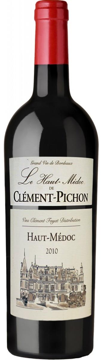 Maison Bouey Le Haut-Medoc de Clement Pichon фото