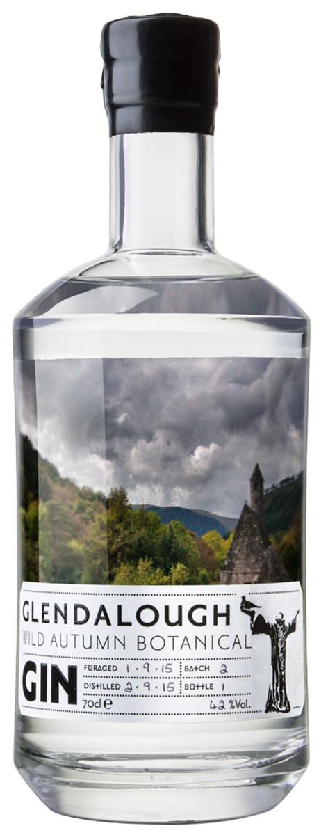 Glendalough Gin Wild Autumn Botanical фото
