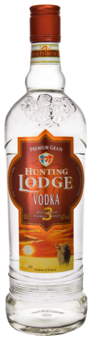 Hunting Lodge Premium Grain (3 дистиляцій) фото