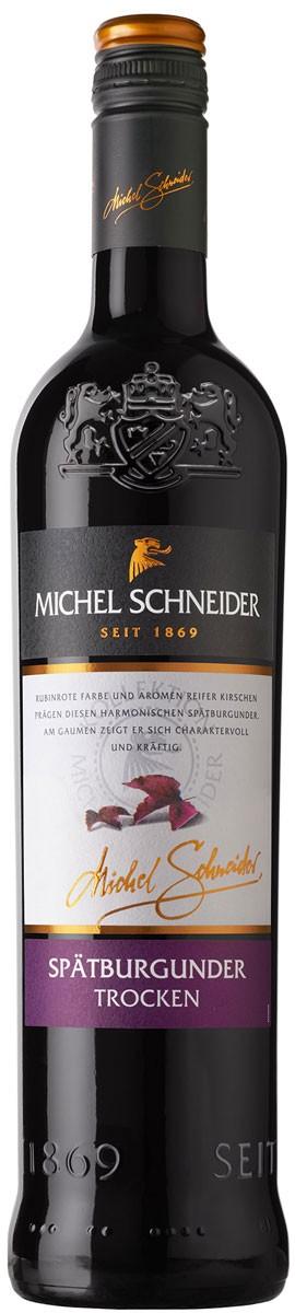Michel Schneider Spatburgunder Trocken фото