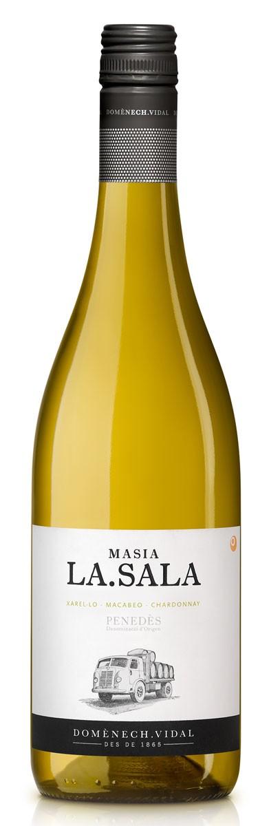 Vallformosa LA.SALA Xarel-lo - Macabeo - Chardonnay фото