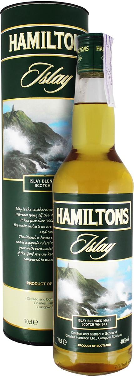 Hamiltons Islay (в тубусе) фото