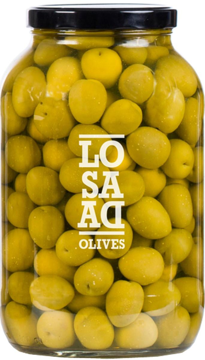 Оливки сорту Gordal Losada фото