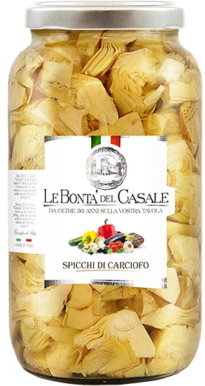 Артишоки гриль в масле Le Bonta' del Casale фото