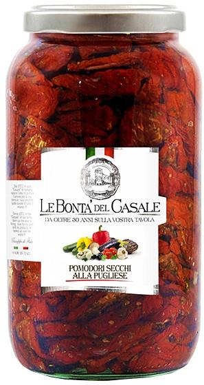 Вяленые помидоры alla Pugliese Le Bonta' del Casale фото