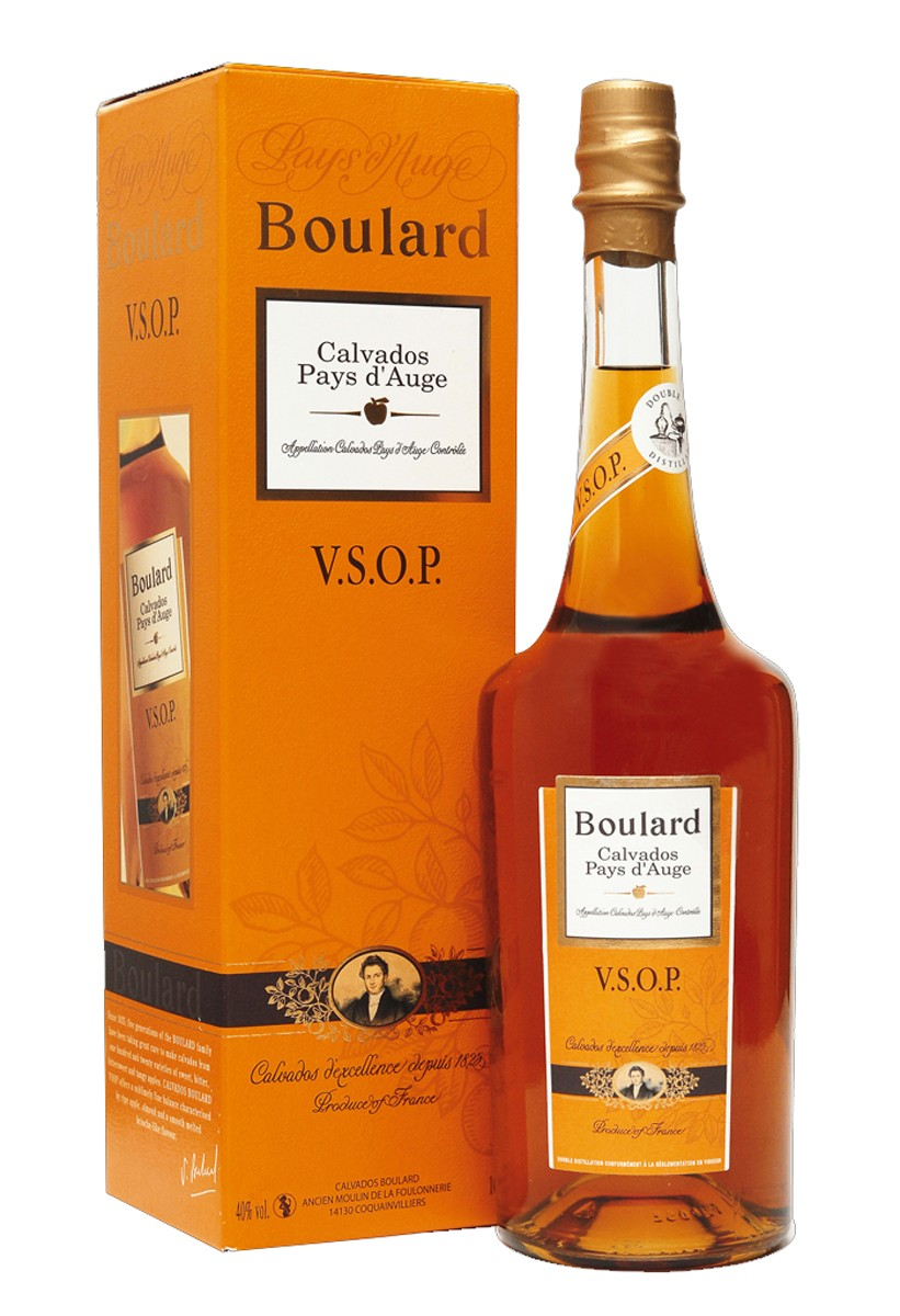 Boulard VSOP (в коробке) фото