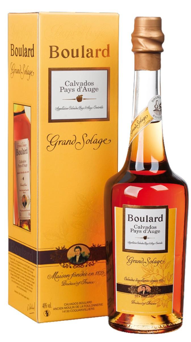Boulard Grand Solage (в коробке) фото