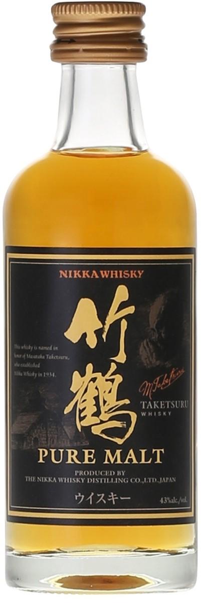 Nikka Taketsuru Pure Malt фото