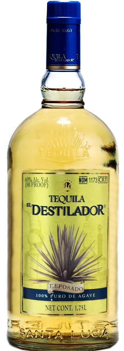 Destileria Santa Lucia El Destilador Reposado фото