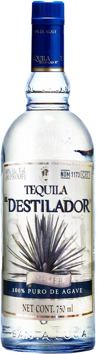 Destileria Santa Lucia El Destilador Silver фото