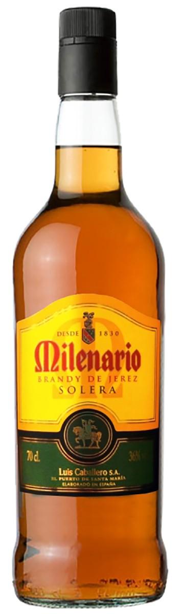 Luis Caballero Milenario Brandy de Jerez Solera фото