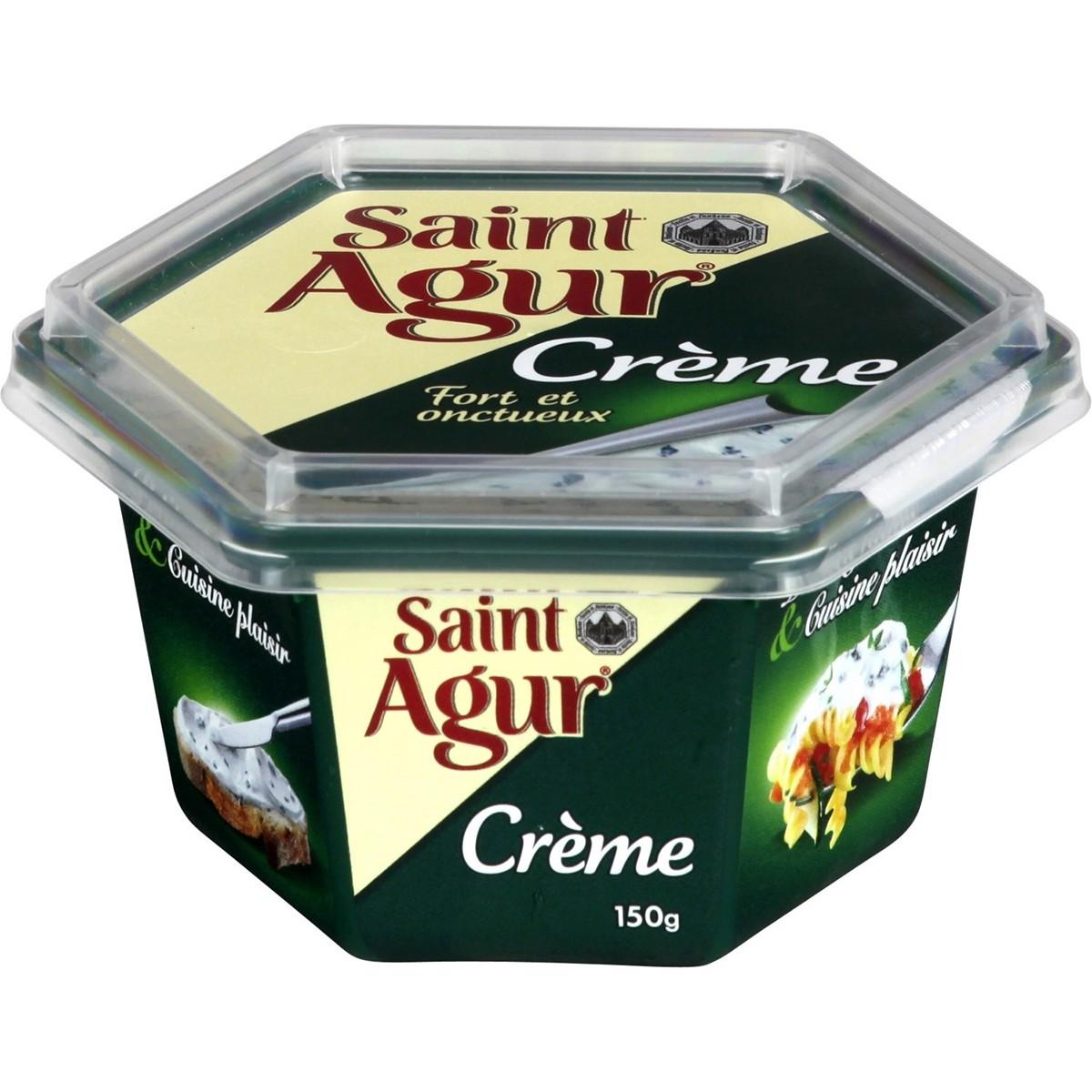 Крем-сыр голубой Saint Agur фото