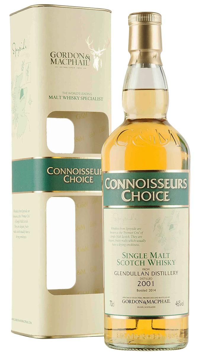Gordon & MacPhail Glendullan Connoisseurs Choice 2001 фото