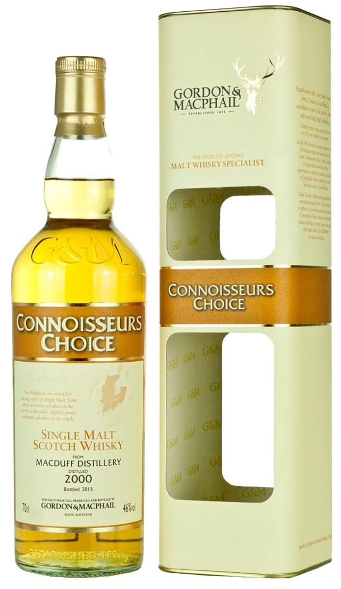 Gordon & MacPhail Connoisseurs Choice Mucduff фото