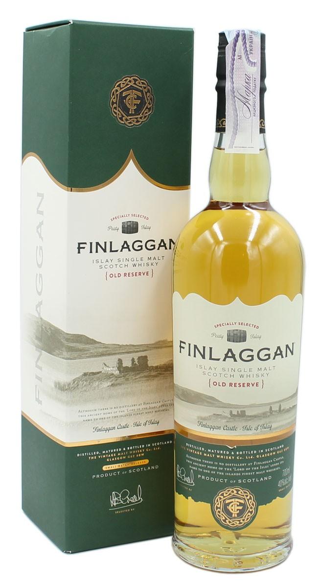 Finlaggan Old Reserve (в коробке) фото