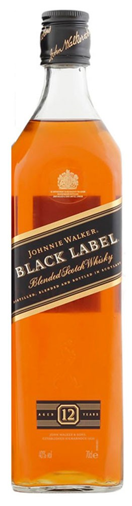 Johnnie Walker Black Label 12 Y.O. фото