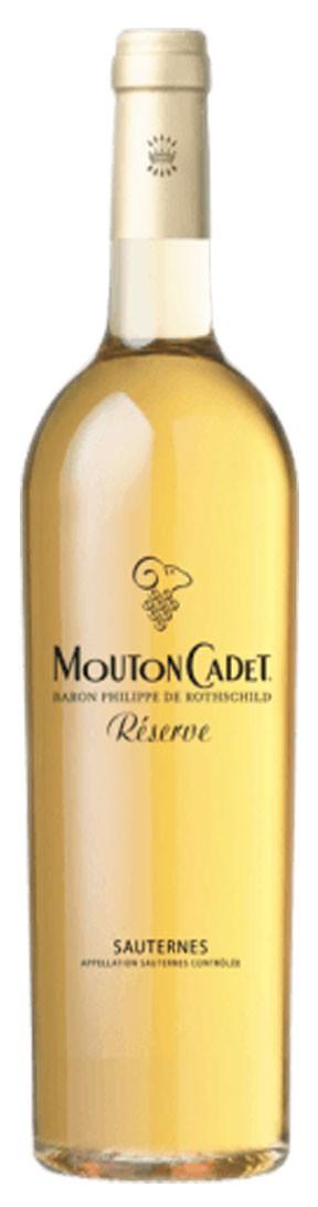 Baron Philippe de Rothschild Reserve Mouton Cadet Sauternes фото