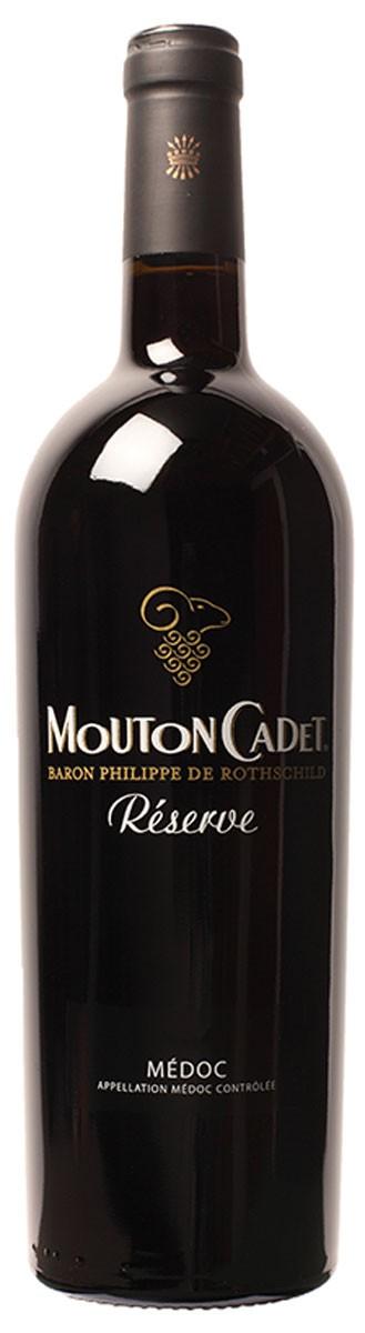 Baron Philippe de Rothschild Reserve Mouton Cadet Medoc фото