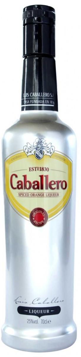 Caballero Orange Brandy Liqueur фото