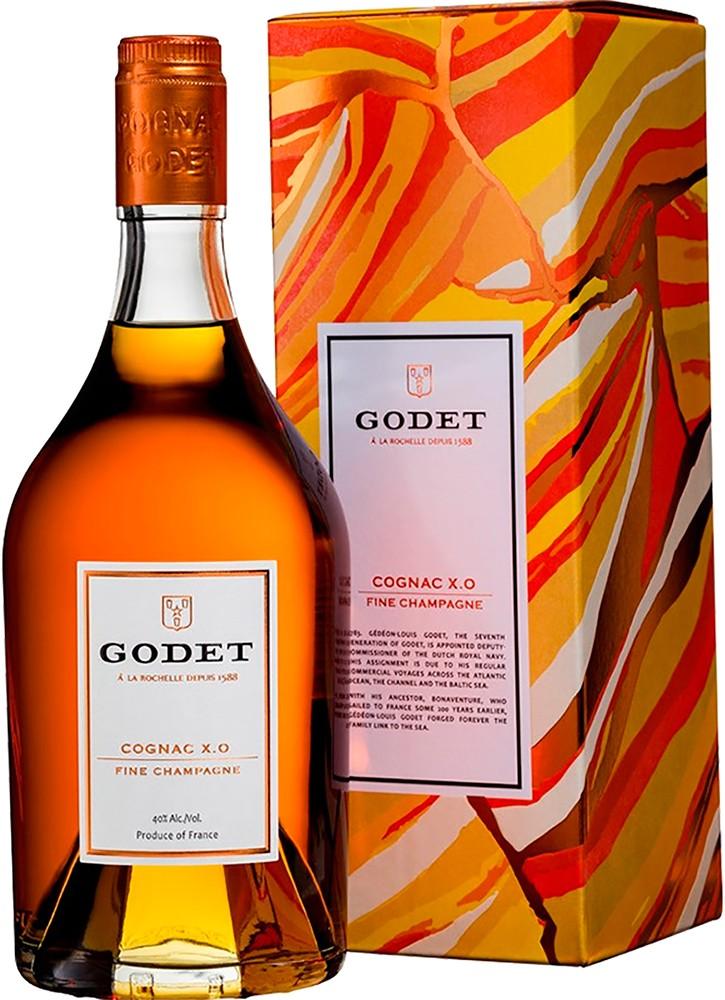 Godet X.O. Fine Champagne (в коробке) фото
