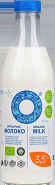 Молоко органическое Organic Milk 3.5% фото