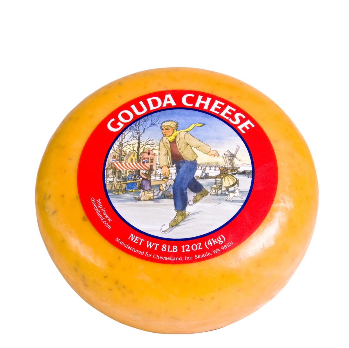 Сыр Gouda Cheeseland фото