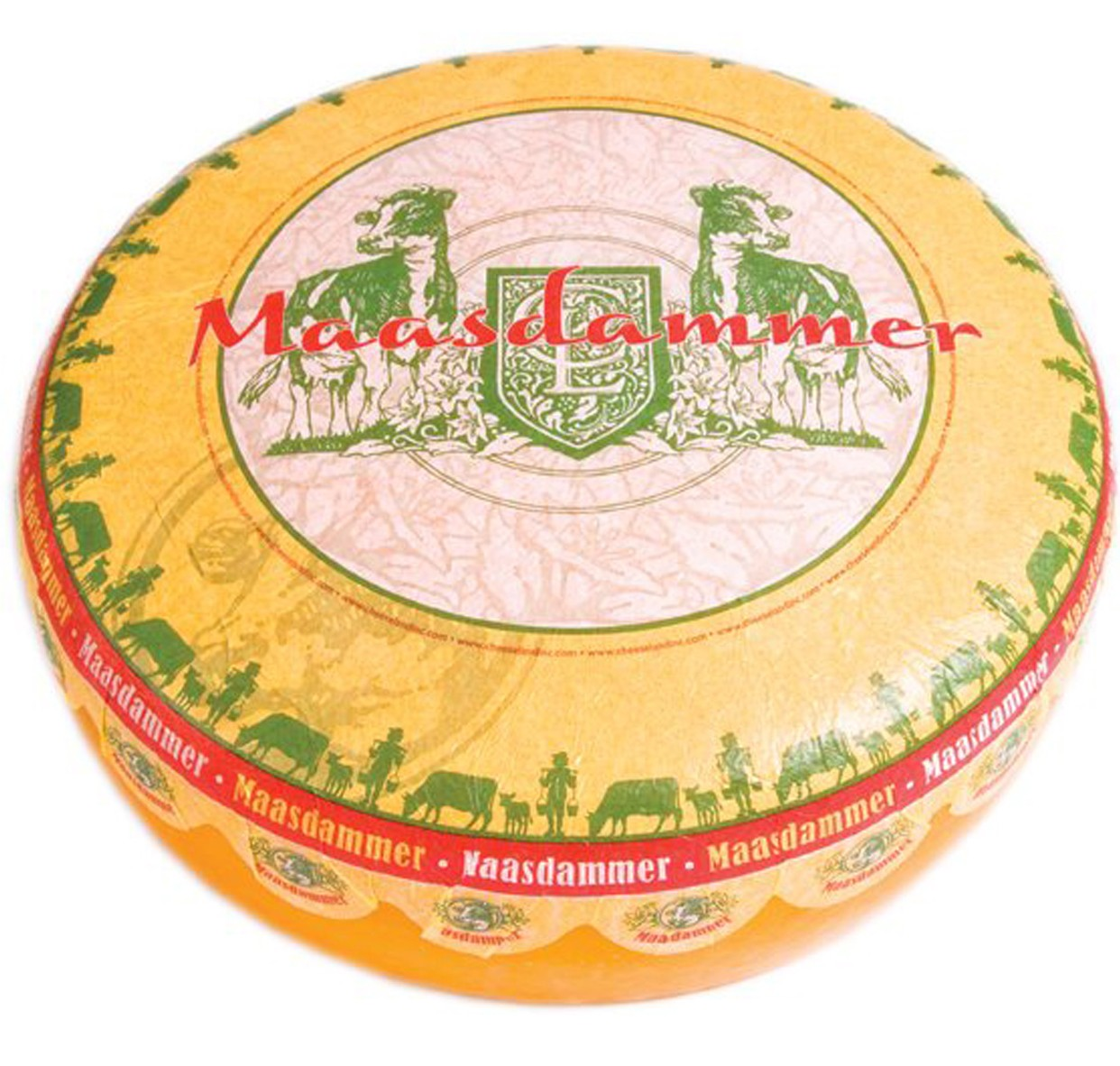 Сыр Maasdammer Cheeseland фото