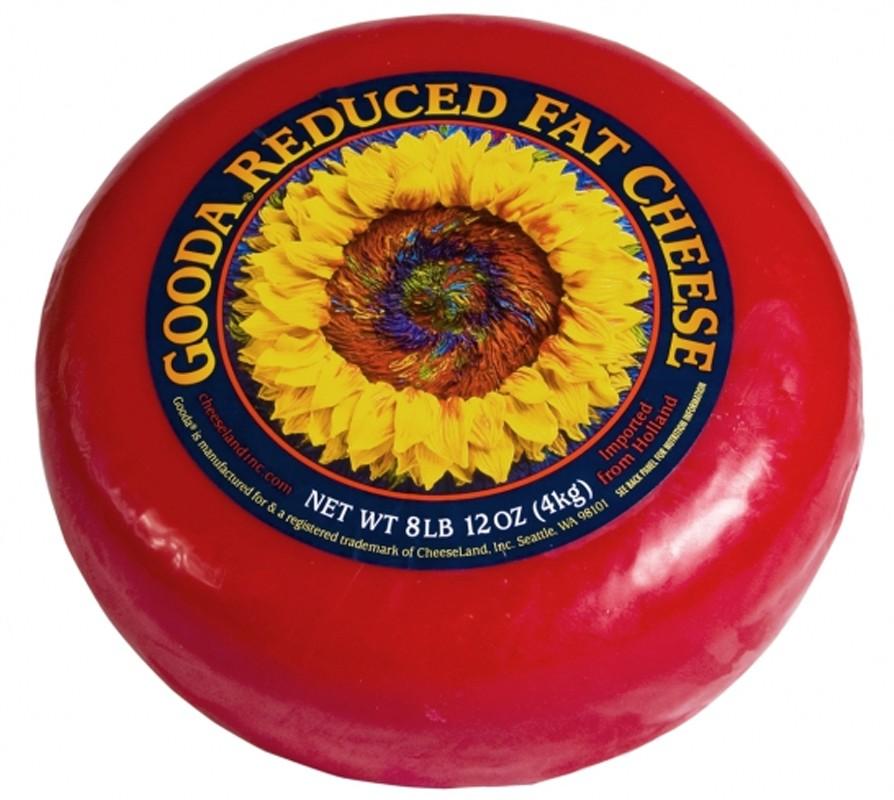 Сир Gooda зі зниженим вмістом жиру Cheeseland фото