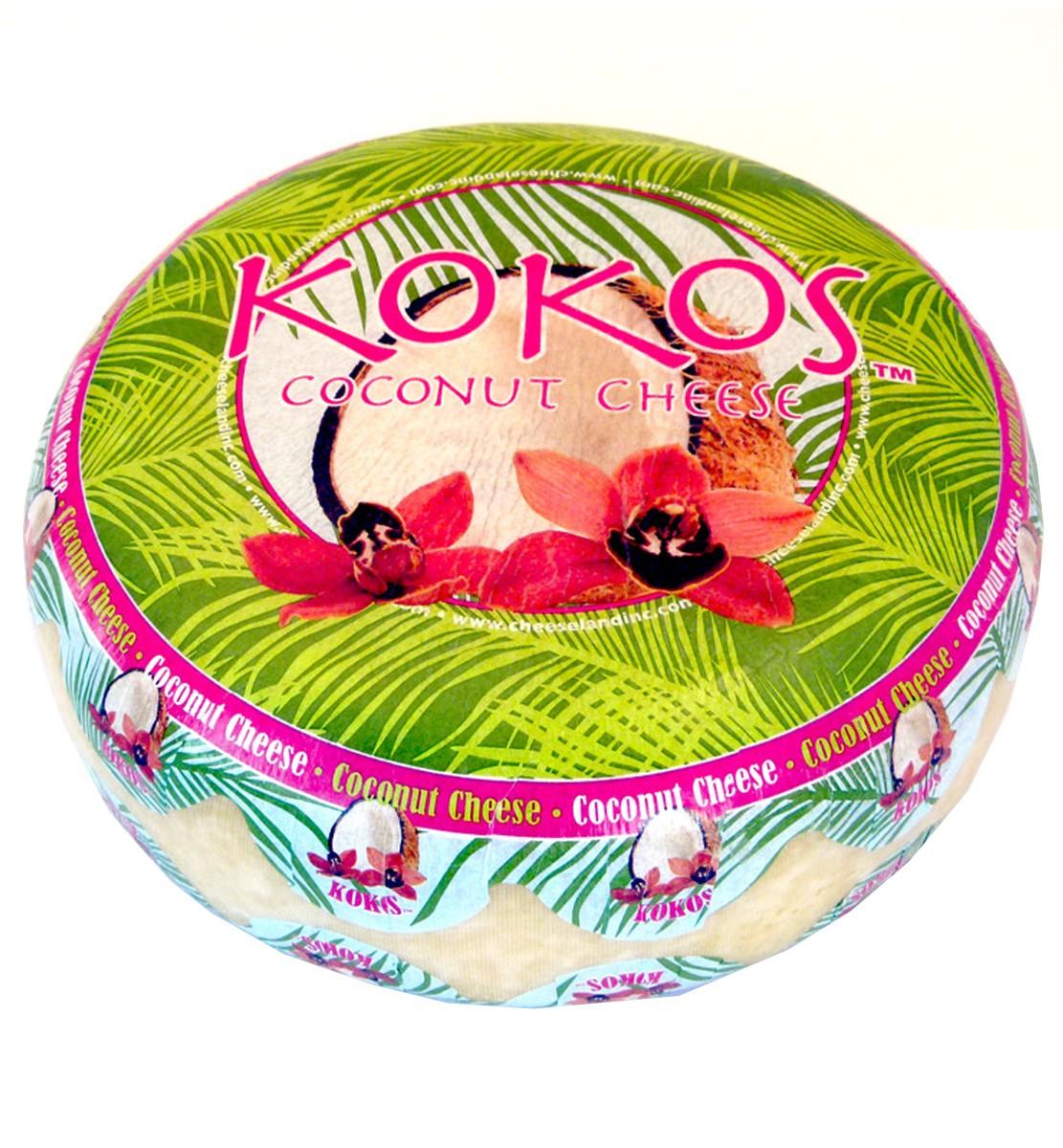 Сыр KoKos с кокосом Cheeseland фото