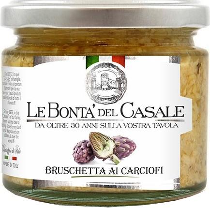 Соус для брускетты из артишоков Le Bonta' del Casale фото