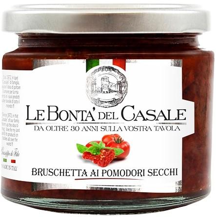 Соус для брускетты из вяленых помидоров Le Bonta' del Casale фото