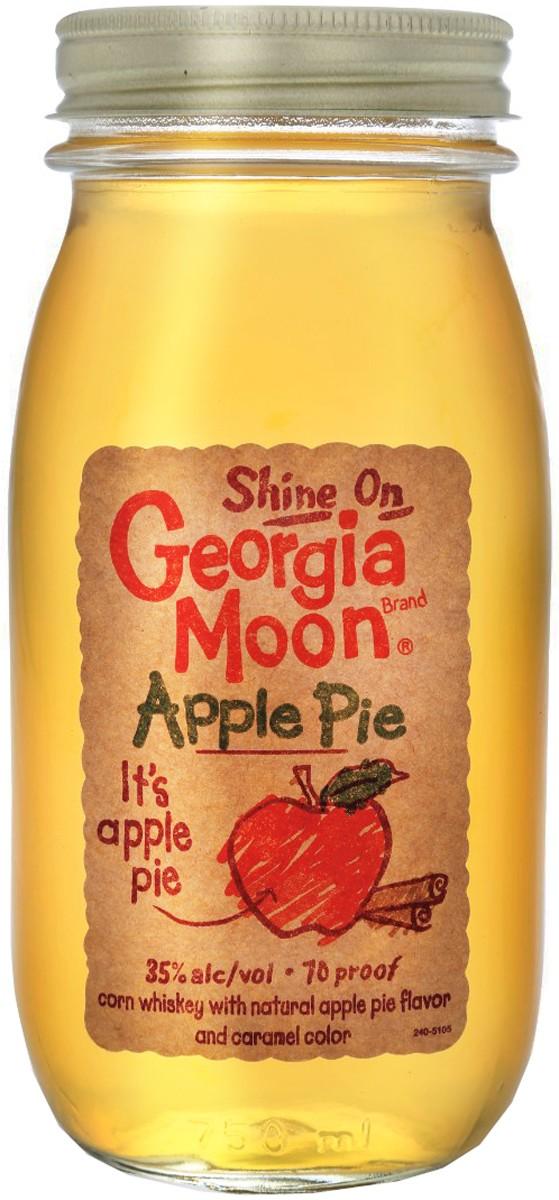 Georgia Moon Apple Pie Liquor фото