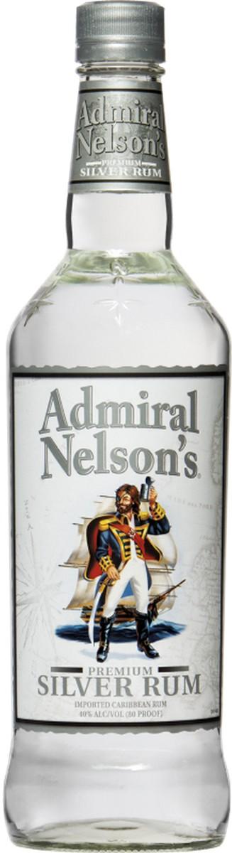 Admiral Nelson's Premium Silver Rum фото