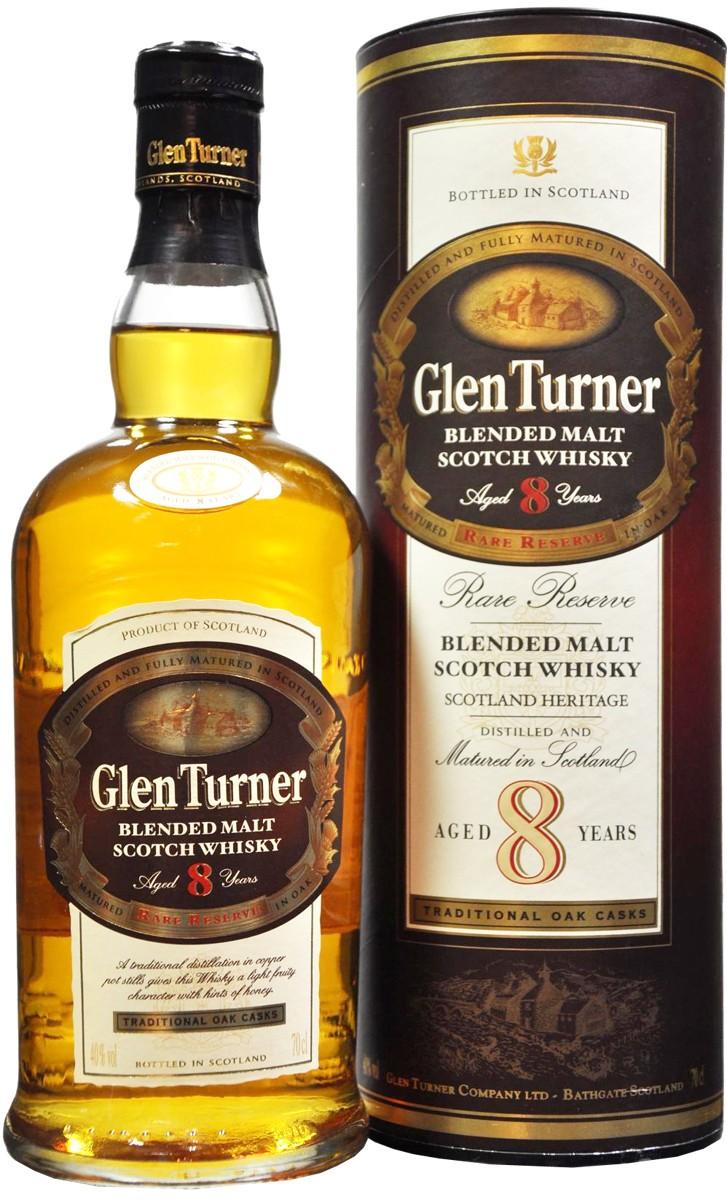 Glen Turner 8 Y.O. (в коробці) фото