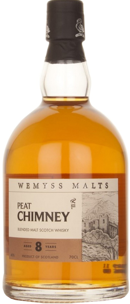 Wemyss Malts Peat Chimney 8Y.O. фото