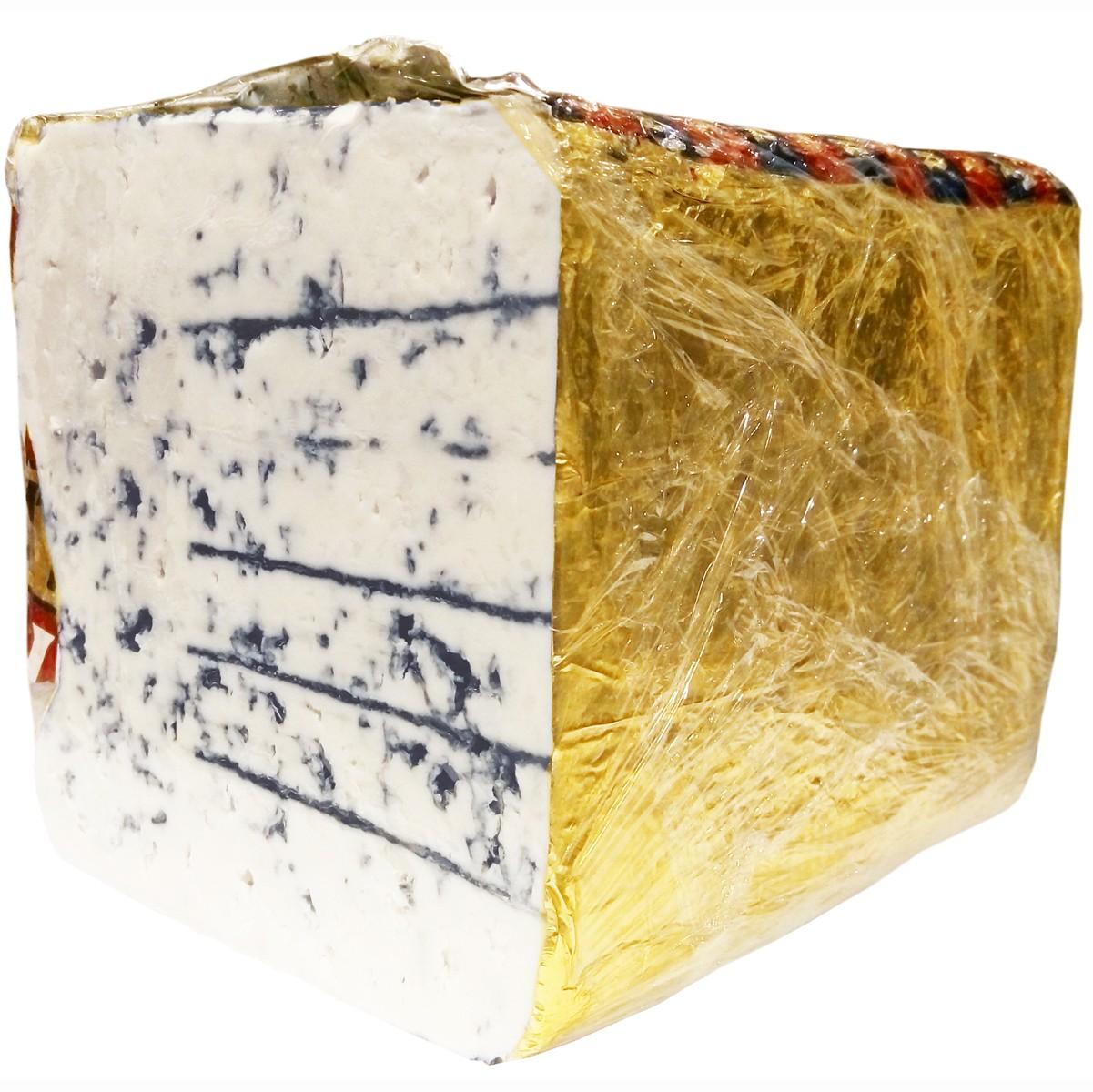 Сыр с голубой плесенью Bergader фото