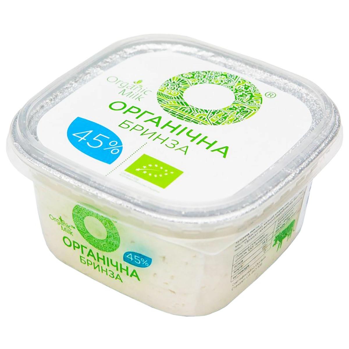 Сыр брынза Organic Milk фото