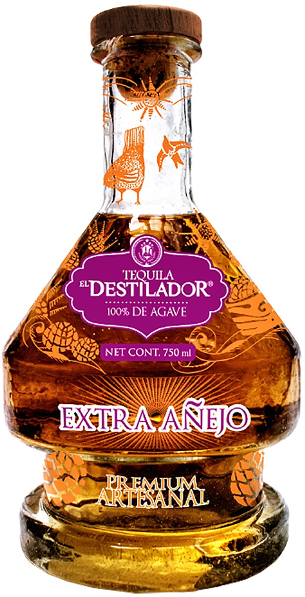 Santa Lucia El Destilador Premium Extra Anejo (в коробці) фото