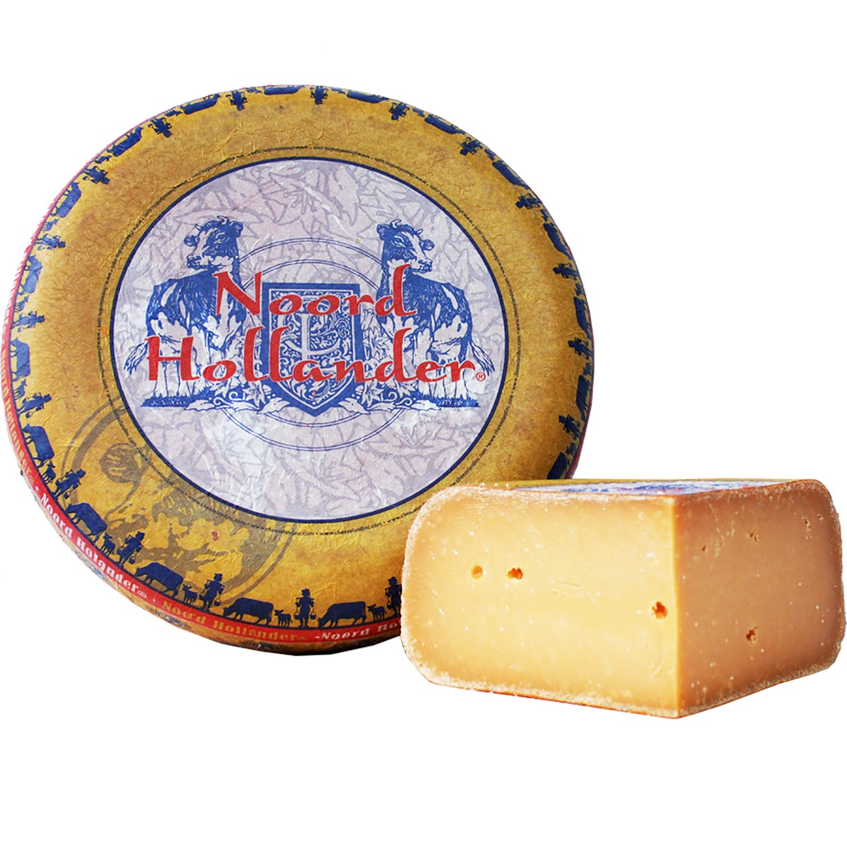 Сыр Gouda Noord-Hollander экстра выдержки 4 года Cheeseland фото