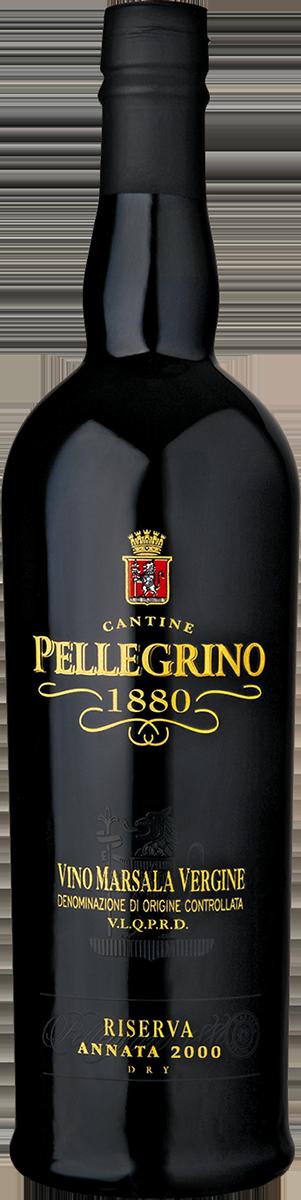 Carlo Pellegrino Marsala Vergine Riserva Annata фото
