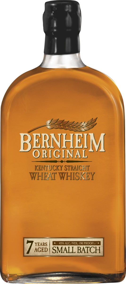 Bernheim Original Straight Wheat Whiskey фото