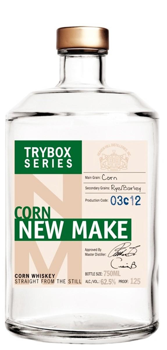 Trybox Series Corn New Make Whiskey фото